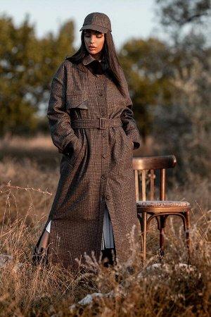 Пальто Материал: пальтовая ткань, подклада атлас, утеплитель слимтекс 100.