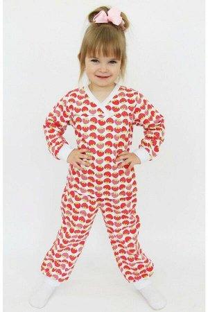 Пижама детская Футер Д-