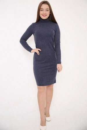 Платье-водолазка Премиум