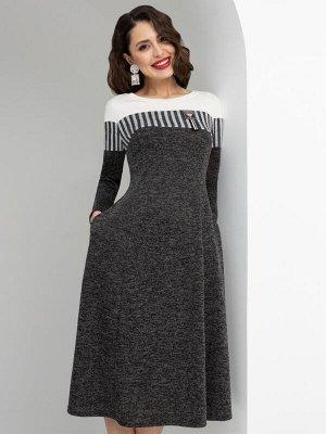 Платье На волне вдохновения (блэк)