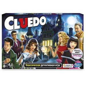 Настольная игра Hasbro Gaming Клуэдо. Обновленная54