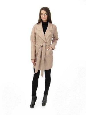 Шикарное шерстяное пальто российского производства!