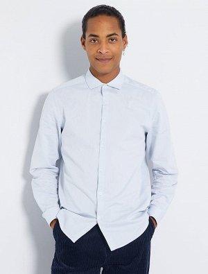 Рубашка из чистого хлопка Eco conception