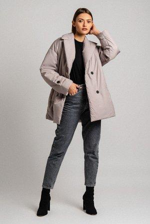 Куртка Сезон: демисезонные. Модель: удлинённая. Цвет: бежевый. Комплектация: куртка, пояс. Бренд: DREAMWHITE. Фактура: однотонная. Посадка: прямая. Состав подкладки: полиэстер-100%. Состав верха: поли
