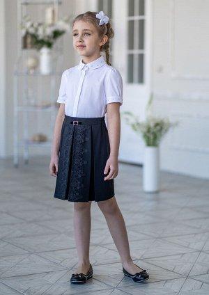 Школьная юбка Лиора, цвет черный