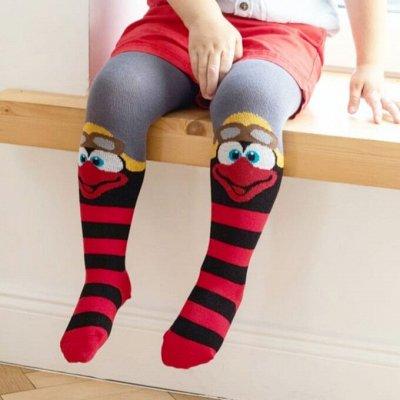 ⭐Брестские⭐ -  детские носки и колготки! Новинки!  — СМЕШАРИКИ  носки и колготки — Белье