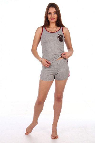 Бюджетный трикотаж от 100 рублей — Пижамы женские — Сорочки и пижамы