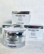 Volume TOX Cream Крем с 9 пептидами повышающий упругость на основе гиалуроновой кислоты 50 гр Medi-peel