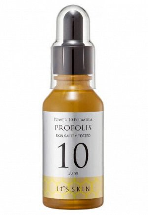 Успокаивающая сыворотка для лица с экстрактом маточного молочка Power 10 Formula Propolis