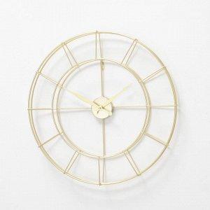 Часы настенные 1014533 Alisha металл 58см