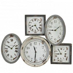Часы настенные CF 4KL0074 58*42,5 панно металл