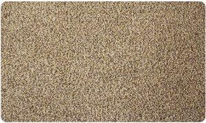 Коврик грязезащитный Dover WV 60 0,5*0,8 без канта бежевый