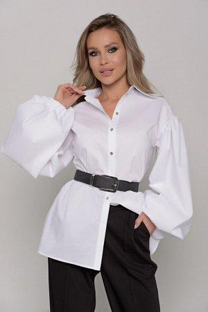 Блуза Длина блузы измеряется по спинке от основания шеи до низа изделия  и для всех предлагаемых размеров (42 - 52) составляет 68 см. Ткань: блузочного ассортимента.  Ровный, плотный материал с гладко
