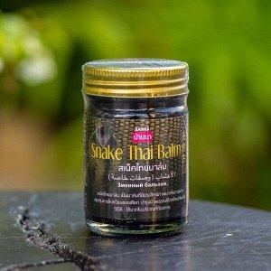Бальзам Тайский Banna Змеиный черный, 50 гр
