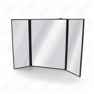 Зеркало трехстворчатое