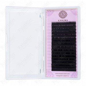 Ресницы черные 16 линий