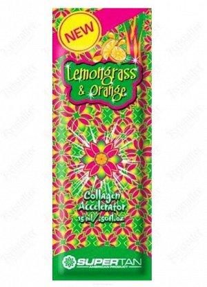 Крем для солярия Lemongrass & Orange