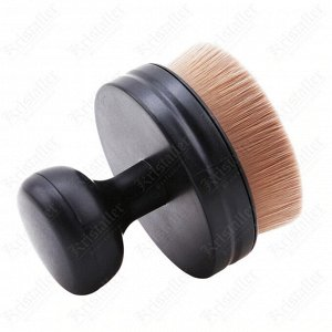Мягкая кисть для макияжа с футляром