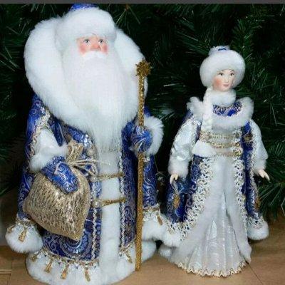 Новый Год к Вам мчится! Украшения для дома и Подарки — Куклы и фигуры — Украшения для интерьера