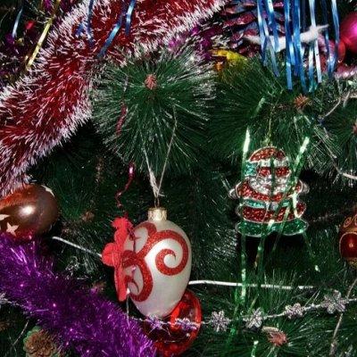 Новый Год к Вам мчится! Украшения для дома и Подарки — Мишура, дождик — Украшения для интерьера