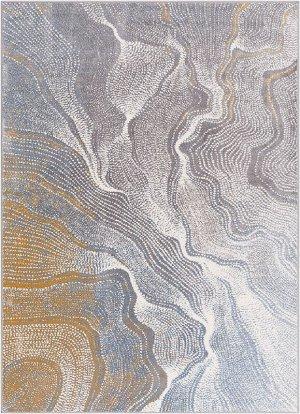 Ковер Soft Skelton 1,33*1,9 granite