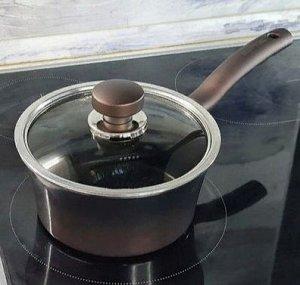 """Кастрюля """"Happycall IH Titanium Pot"""" (d 18 см)"""