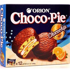 Чокопай Чокочип Орион-большая пачка, 360г/12шт в уп.