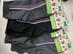 Носки темные, цена за 4 пары