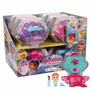 Кукла IMC Toys Bloopies Shellies Русалочка 14 видов в коллекции, в дисплее 12 шт3852
