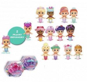 Кукла IMC Toys Bloopies Shellies Русалочка 14 видов в коллекции1101