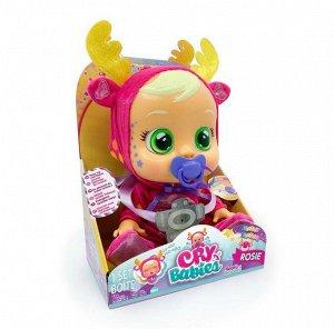 Кукла IMC Toys Cry Babies Плачущий младенец, Серия Fantasy, Rosie, 31 см120