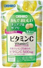 Orihiro Kande конфеты с витамином C