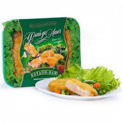 Замороженные продукты - курица, мясо, полуфабрикаты, овощи — Готовые блюда замороженные — Готовые блюда