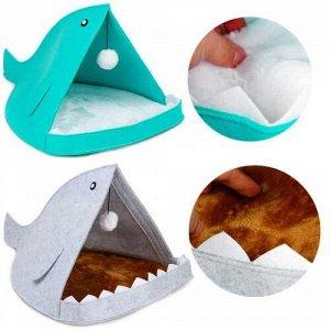 Домик для животных Акула оптом
