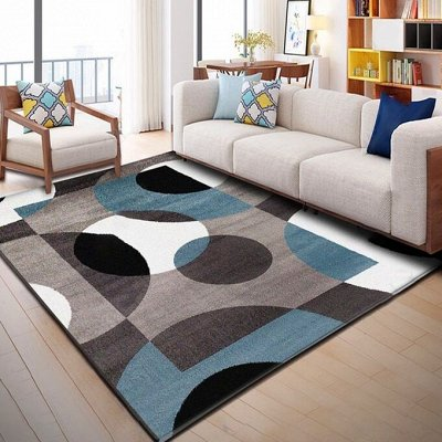 Наши цены на ковры Вас приятно удивят!Много ковров в детскую — Абстрактные и геометрические рисунки — Ковры