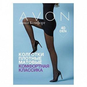 Женские колготки - линия Комфорт, 40 den, р.2-4