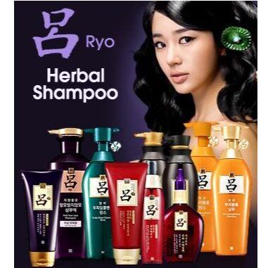 Лучшие Корейские бренды косметики по выгодным ценам!  — Ryo шампуни и кондиционеры — Для волос