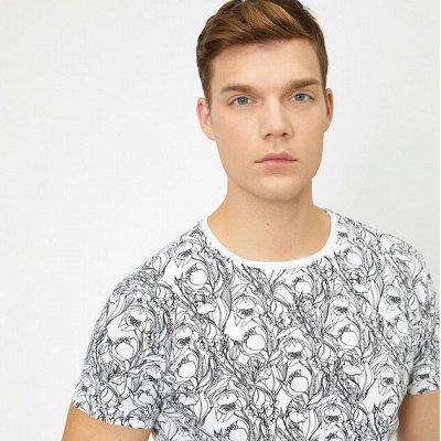 Koton - футболки мужские и женские