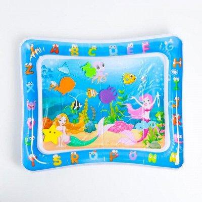 Море игрушек для детей🦊 Бизиборды, игровые наборы, роботы👾   — Развивающие акваковрики — Игрушки и игры