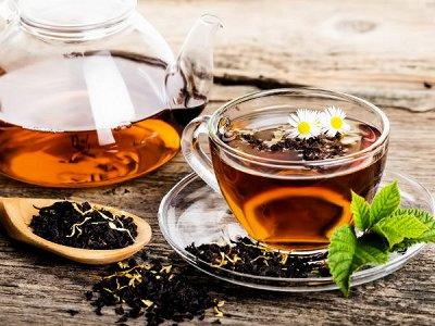 Мёд и Конфитюр🌺 Сладко- Здорово Жить — Чай * Чёрный — Чай
