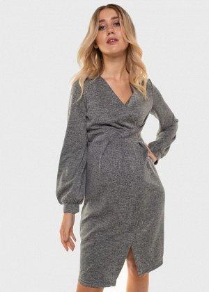 """Платье """"Элла"""" для беременных и кормящих; бежевый"""