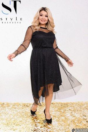 Платье 66002