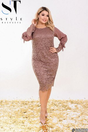 Платье 66039