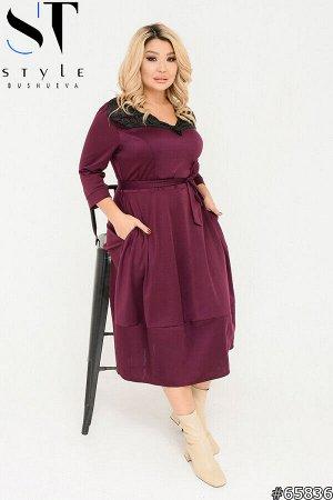Платье 65836
