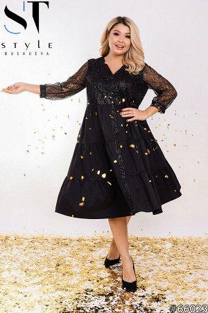 Платье 66023