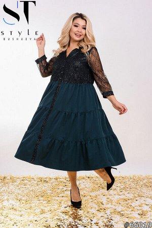Платье 66019