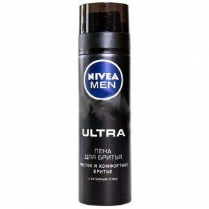 NIVEA Пена для бритья MEN ULTRA
