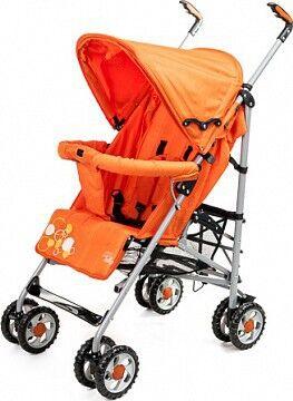 Коляска-трость BT109 City Style Оранжевый