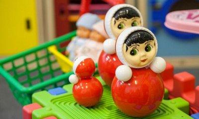 Тысячи Новогодних подарков детям! Игрушки в наличии! Тюбинги — Для малышей. Неваляшки — Погремушки