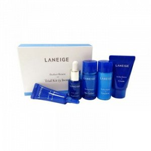 LANEIGE Perfect Renew Trial Kit (5Items) EXP 2021/11/18